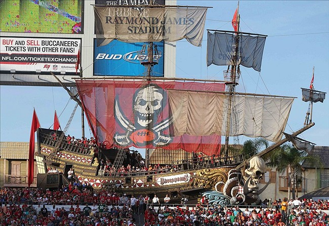 how to make a moving pirate ship