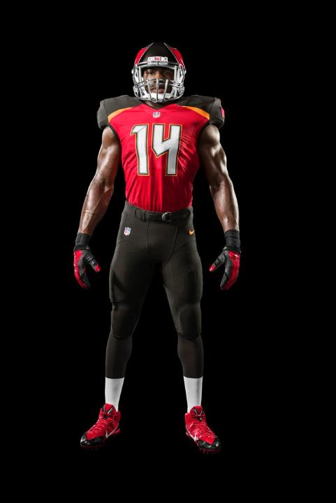 check out f0ee0 60674 Photos: Tampa Bay Buccaneers Release Images of New 2014 Nike ...