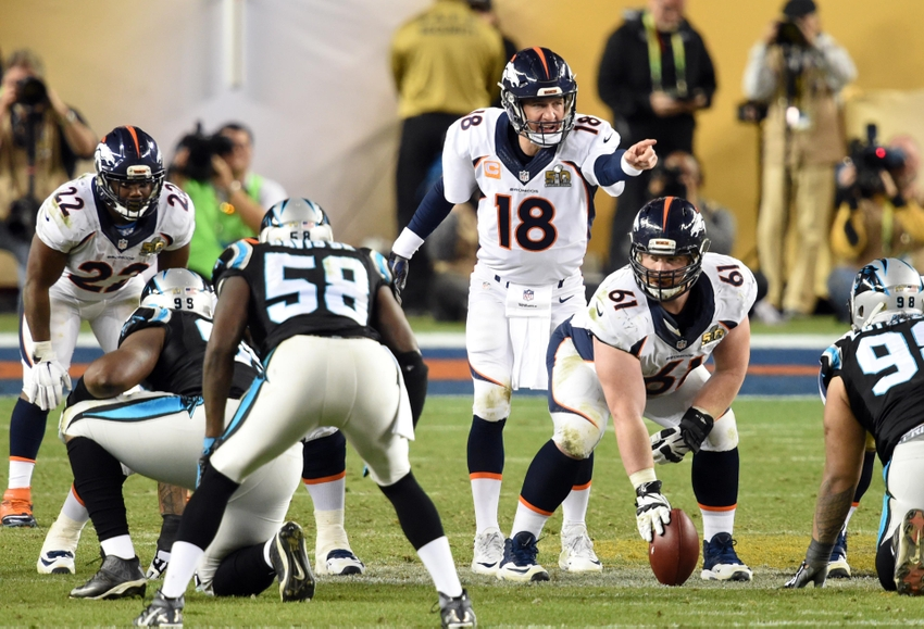 eab3b5320 ... Super Bowl 50 - UPI. It was a clash of the old and the new with Cam  Newton and Peyton Manning