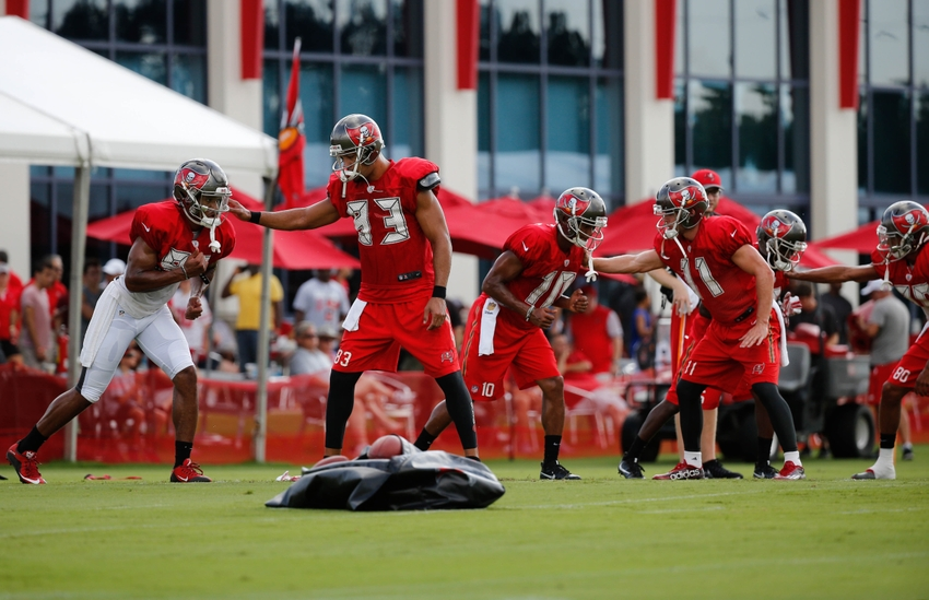 da571f3f Buccaneers on the Bubble: Camp Update Part II - Page 2