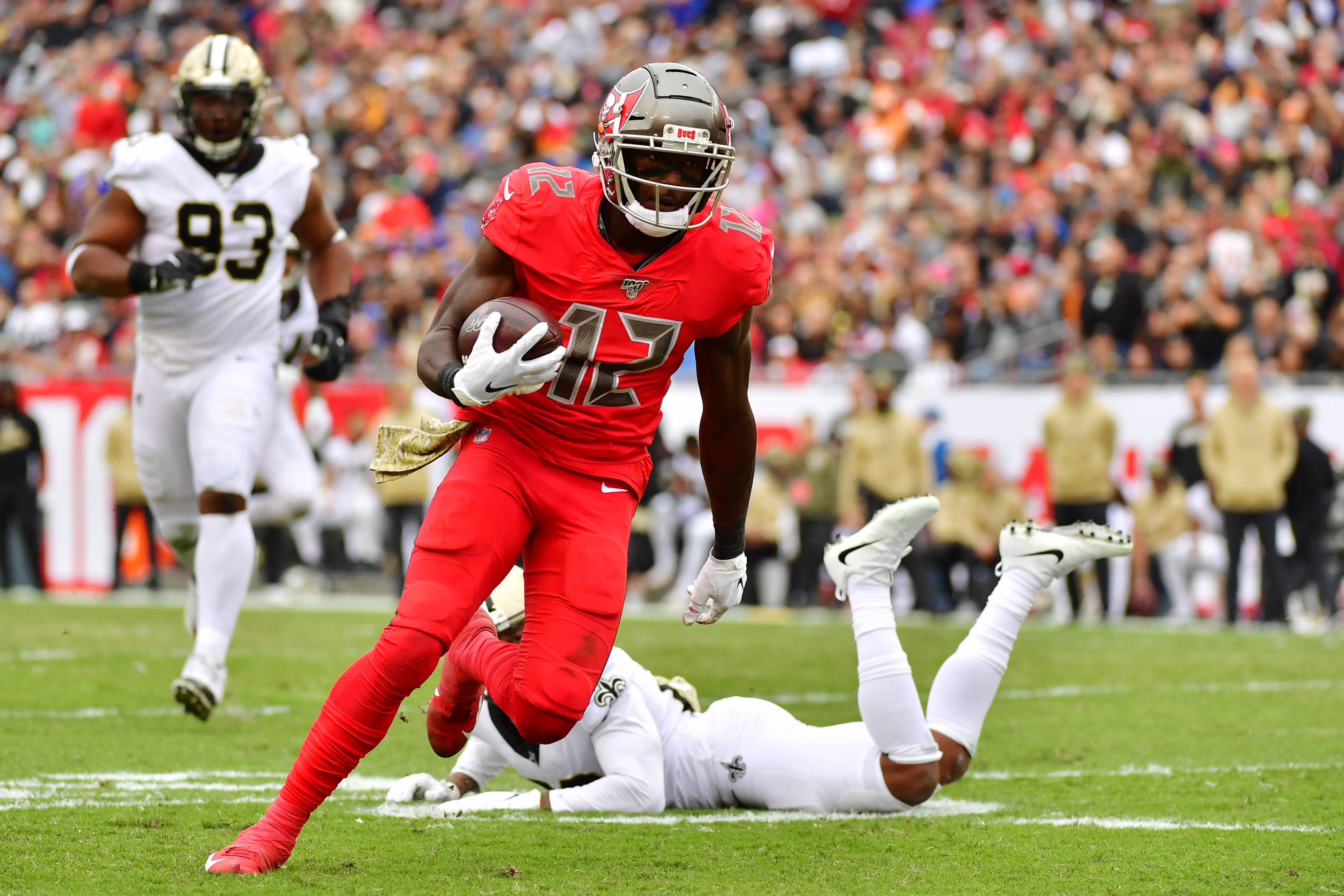 Tampa Bay Buccaneers: Predictions for Chris Godwin in 2020