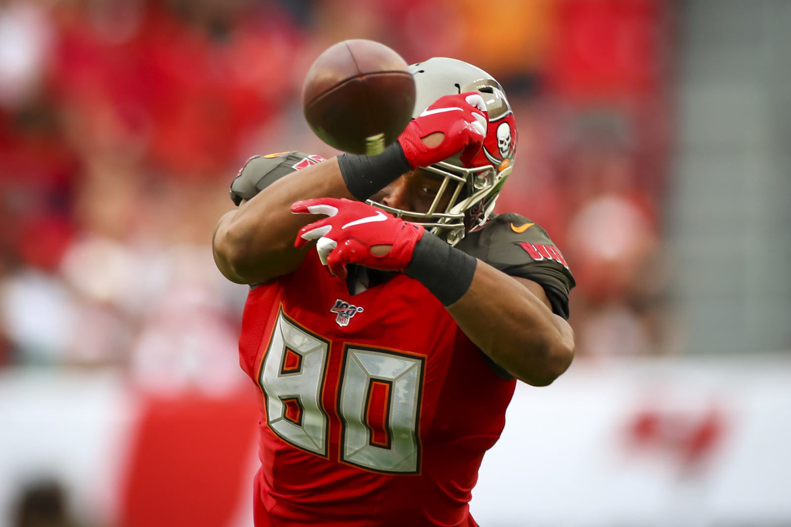 Buccaneers: Tom Brady came at the right time for O.J. Howard