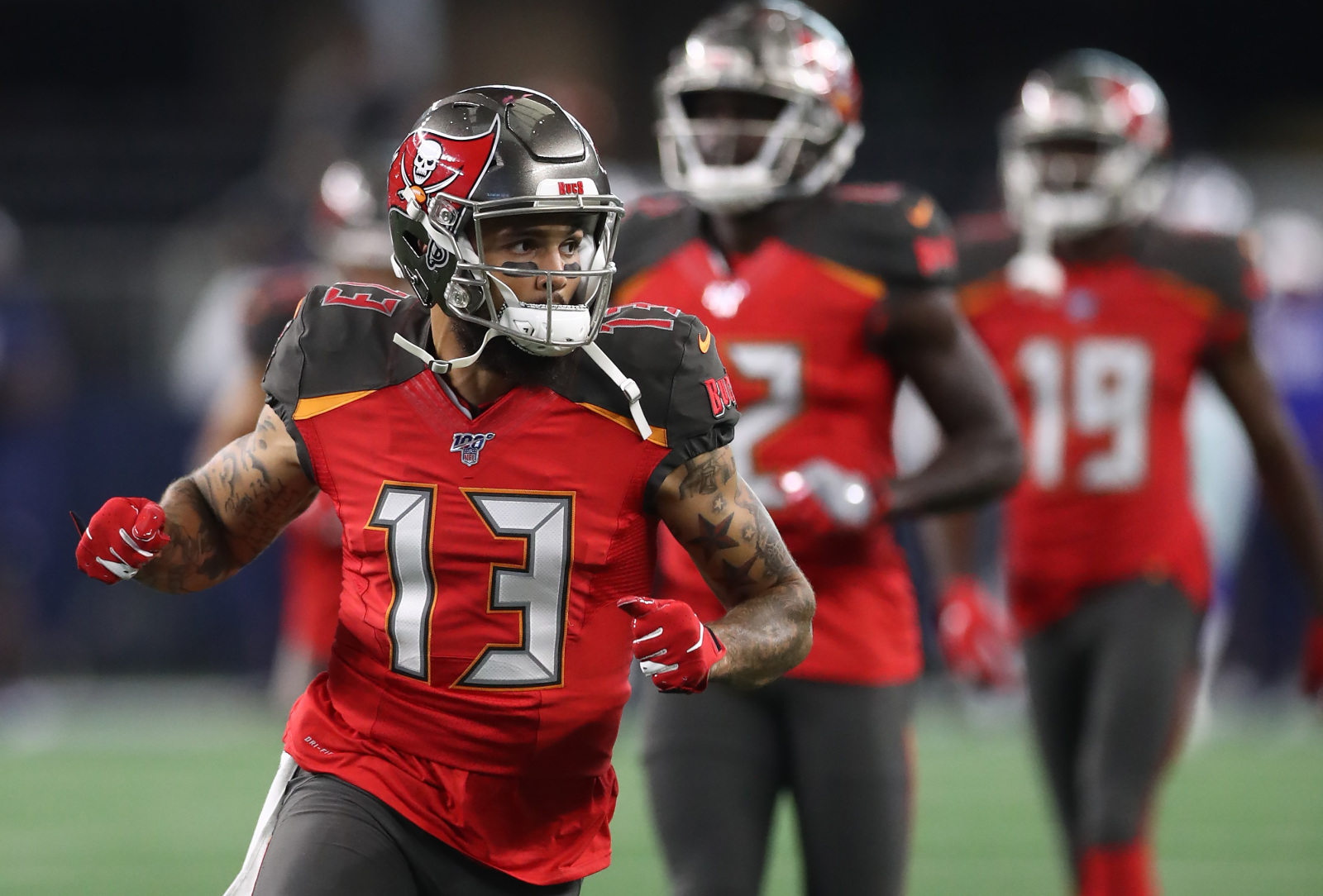 Tampa Bay Buccaneers 5 Best Wide Receivers Of All Time