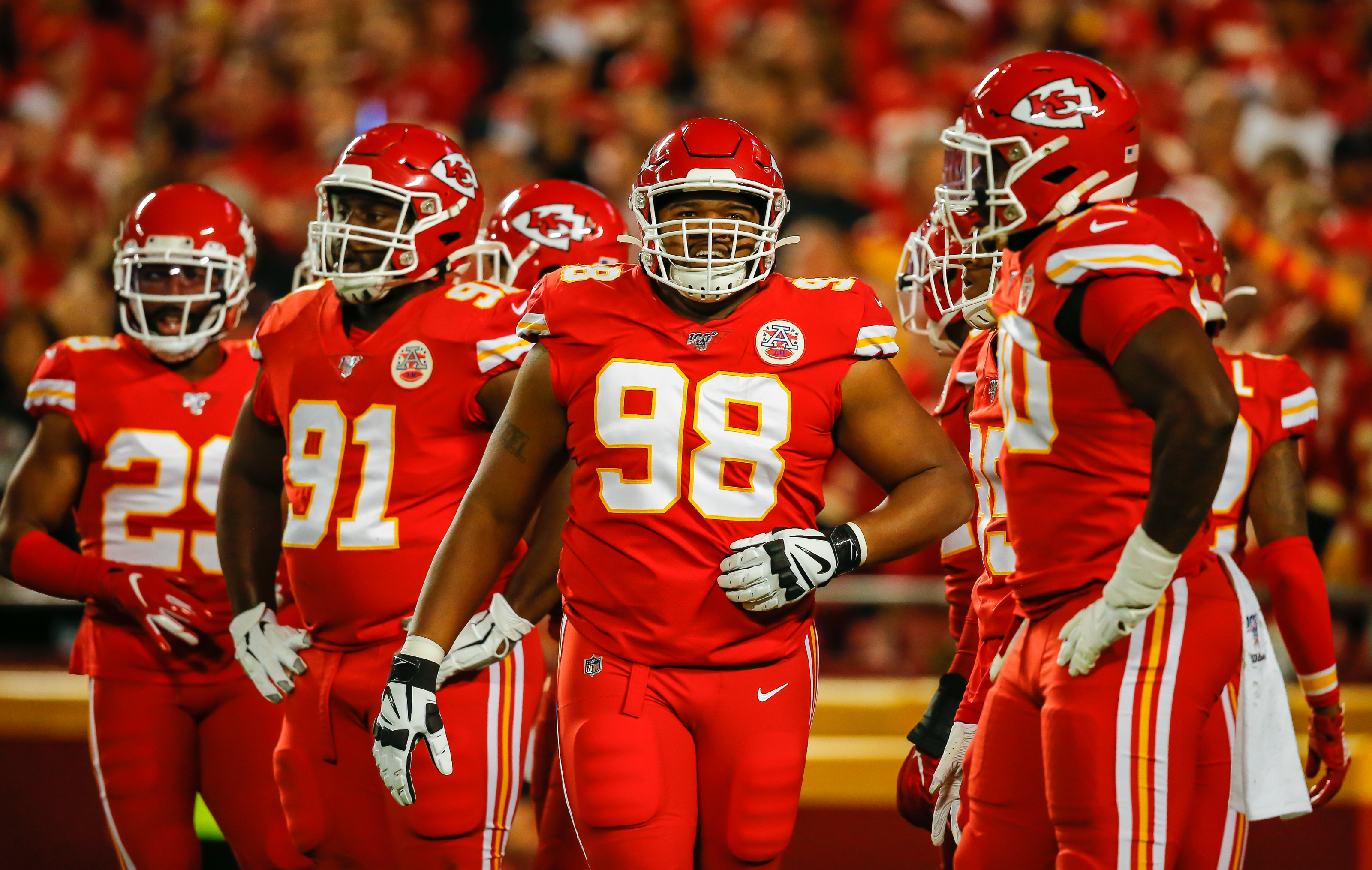 Tampa Bay Buccaneers Could Be Adding Veteran Dl To Its Roster Soon