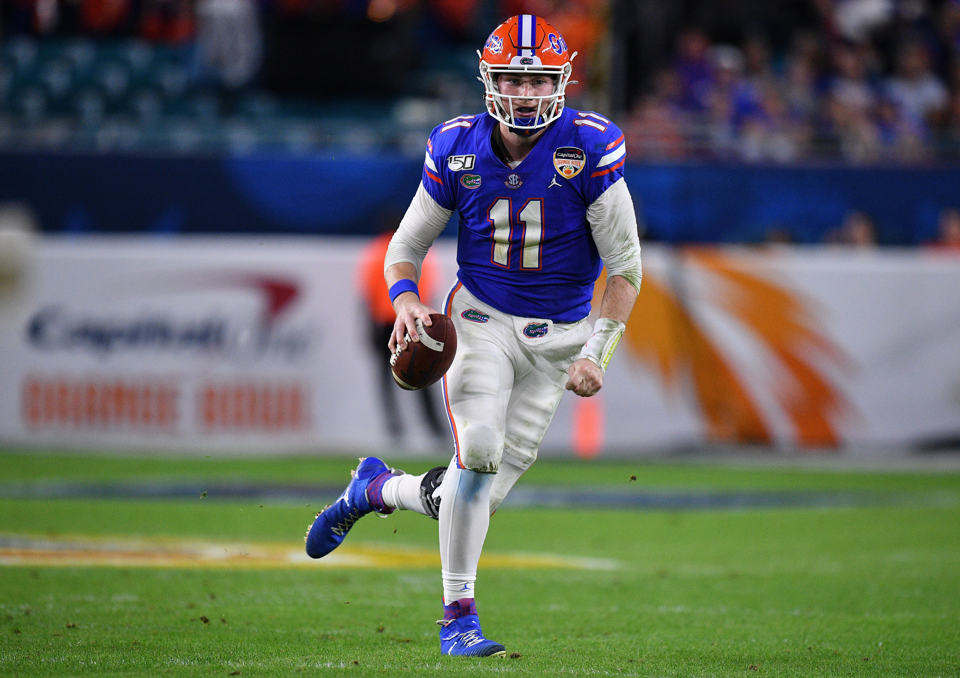 Buccaneers: The Kyle Trask story begins in Tampa at rookie mini-camp