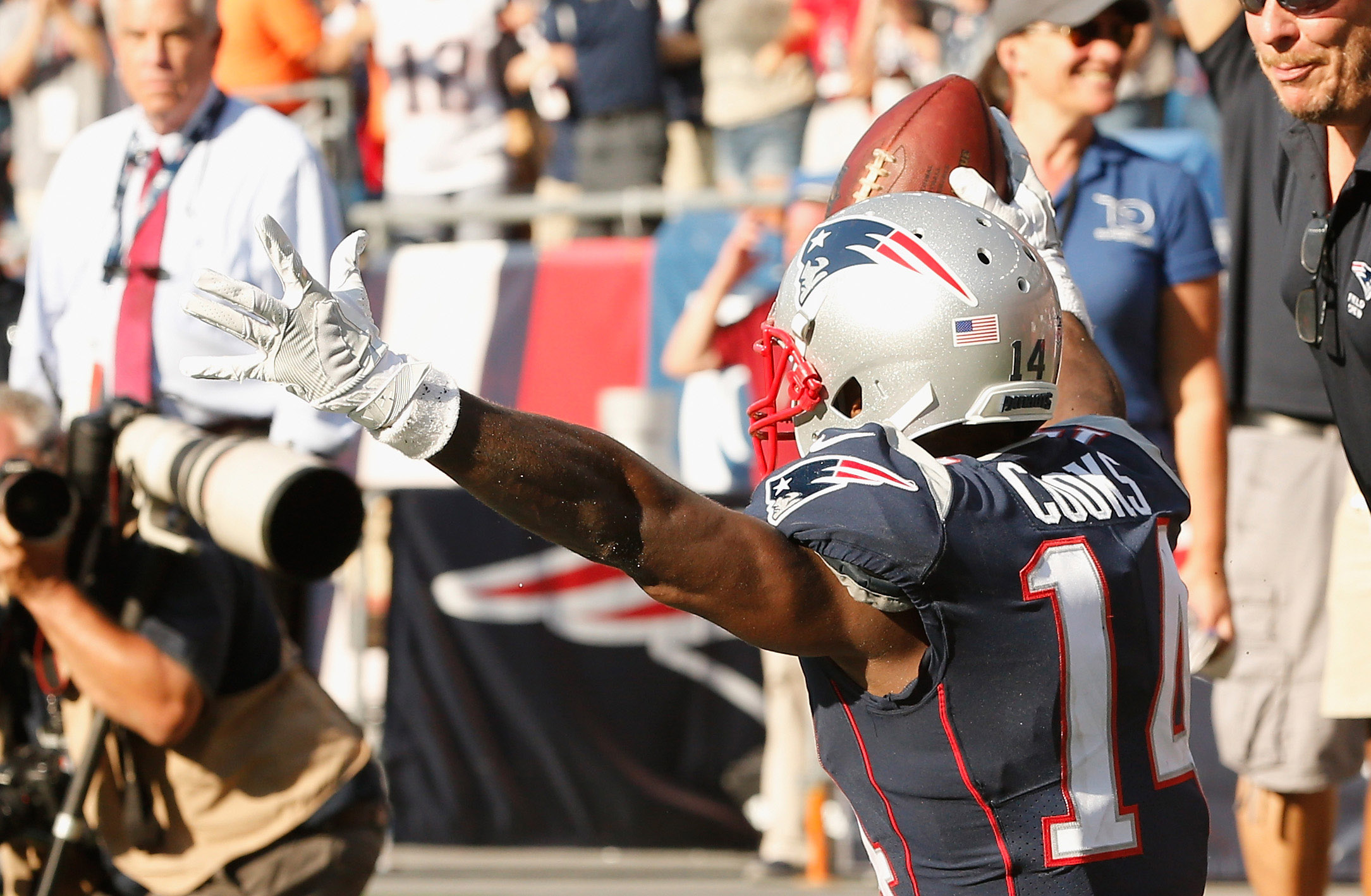 Patriots vs. Buccaneers: Highlights, game tracker and more