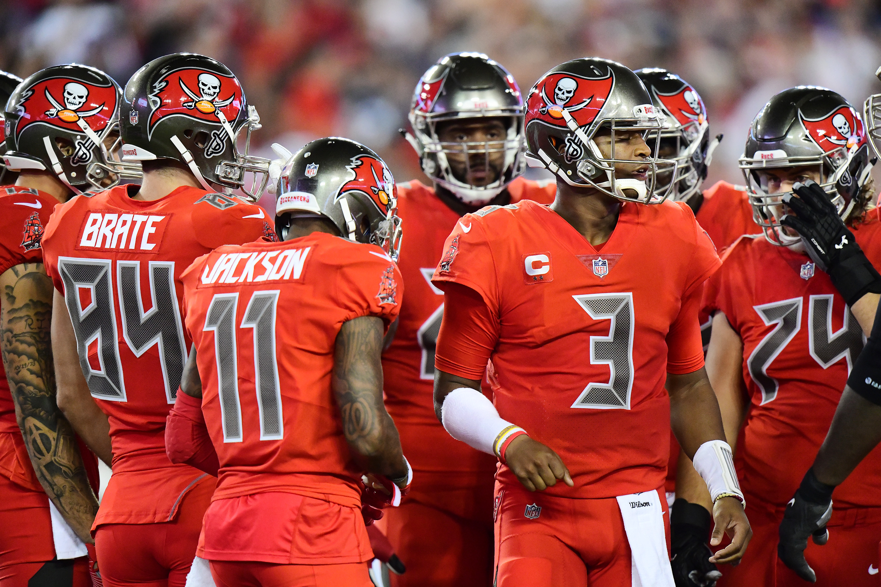 tampa bay buccaneers ranking the bucs uniform among the nfl 32 https thepewterplank com 2018 04 10 tampa bay buccaneers ranking bucs uniform among nfl 2018