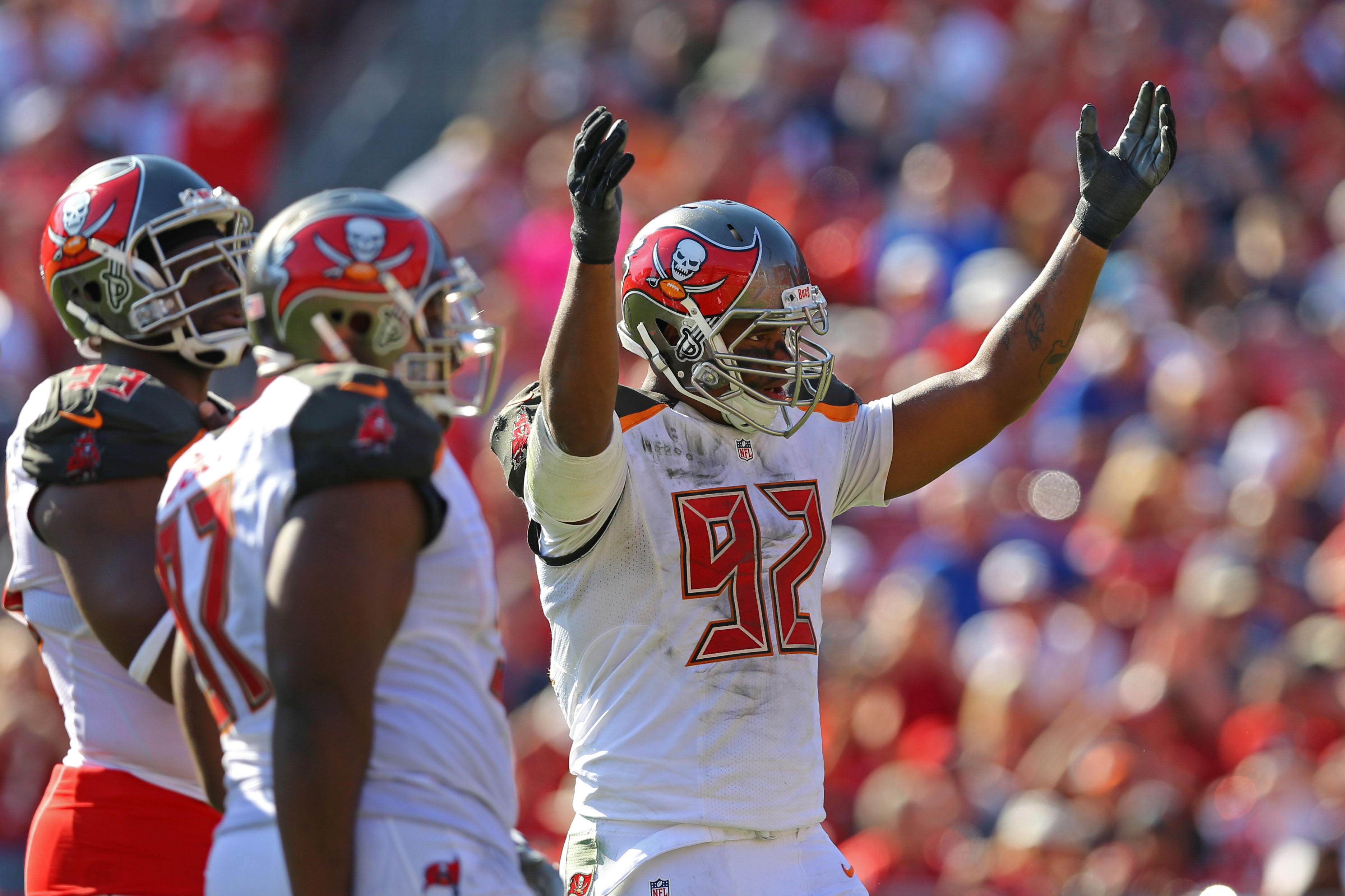 premium selection 914bb d1174 Buccaneers' Free Agency Outlook - Retaining Their Own Part ...