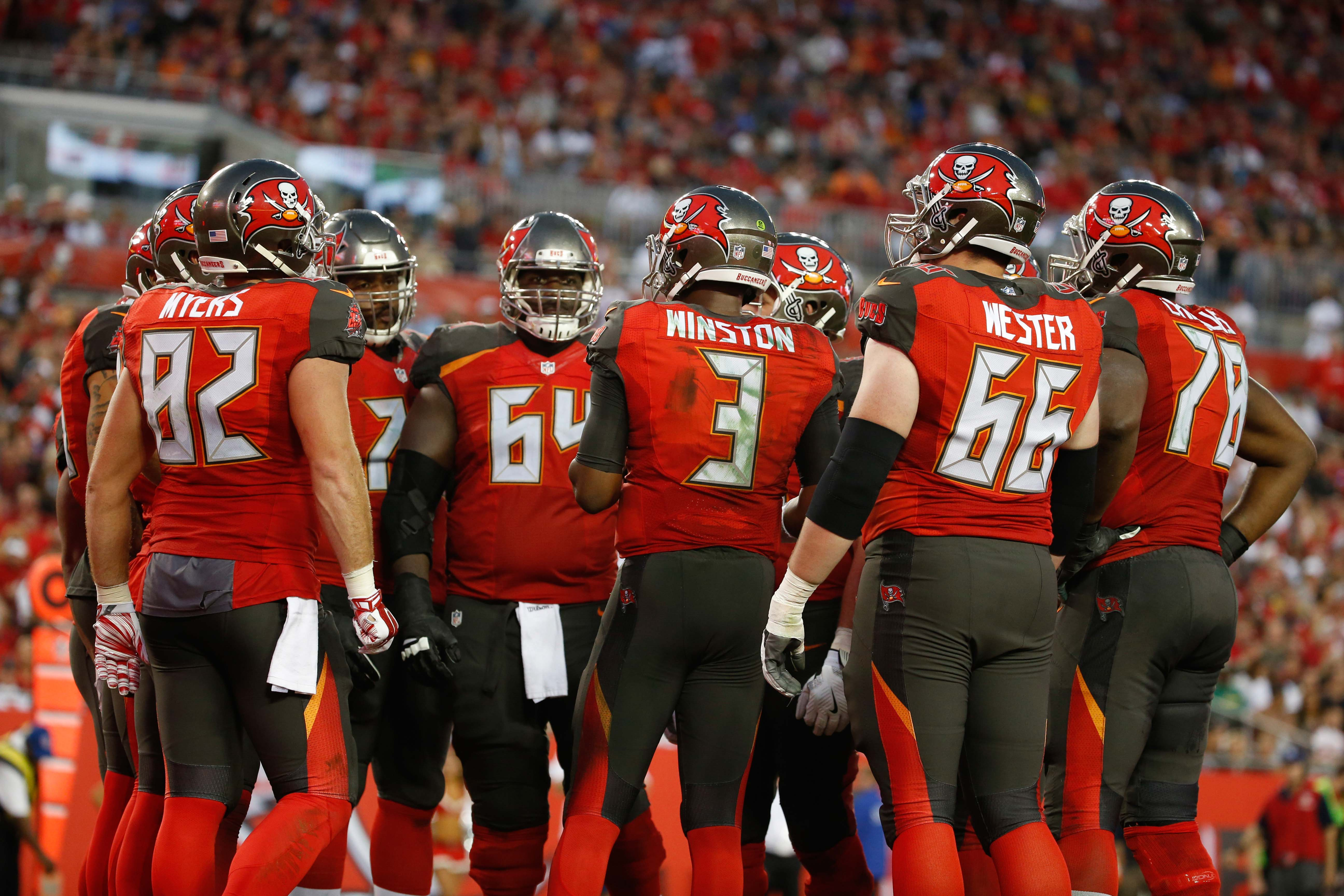 newest fad41 d17f9 Buccaneers: Five players who must step up for a successful ...