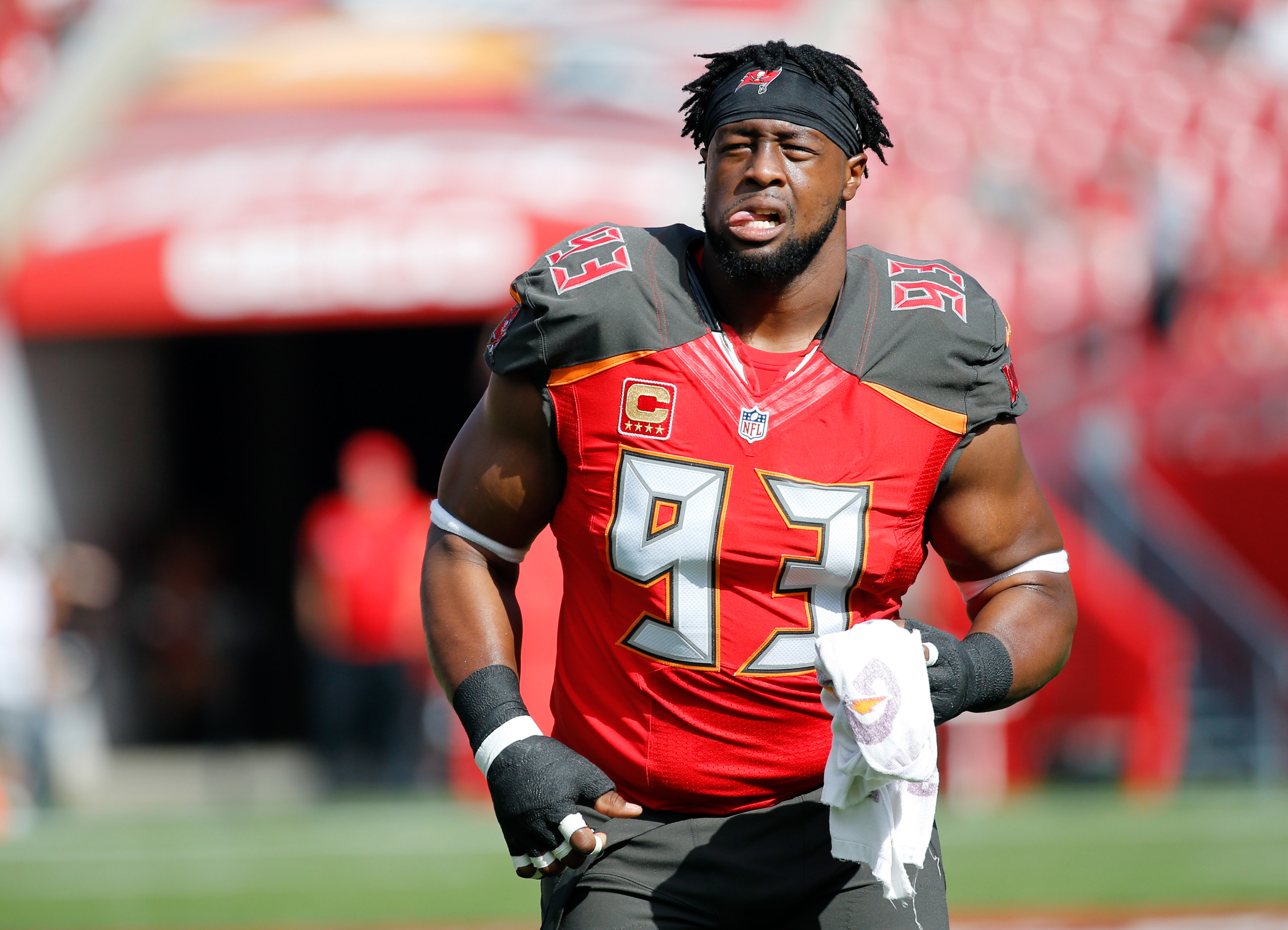 Buccaneers  Ranking the defensive line against NFC South opponents 5eebb4e74
